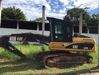 Escavadeira Caterpillar 320D FM 2014