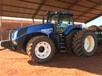 Trator New Holland T8.385 4x4 ano 13