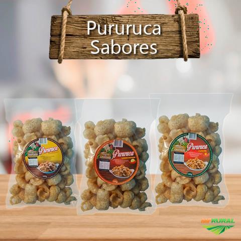 PURURUCA SABORES 100g