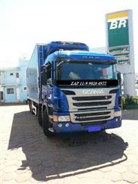 Caminhão Scania P 310 ano 18