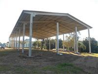 Pavilhões Pré Moldados de Concreto Construmolde