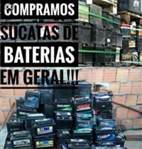 Compro baterias automotivas