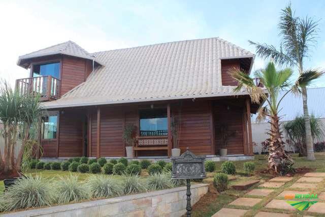 Casas de Madeira pré fabricada em Minas Gerais