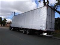 Baú para truck/bitruck