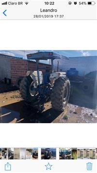 Trator Ford 4600 4x2 ano 83