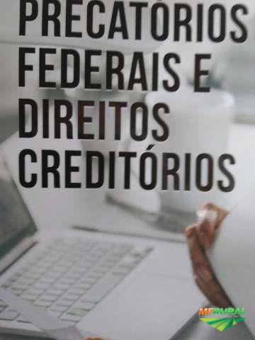 Compro precatório federal e direito Creditorio
