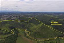 Terreno de 45,5 ha em Alto Rio Doce MG