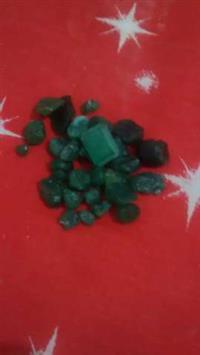 Esmeraldas soltas para venda