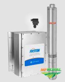 Kit Bomba Solar Franklin Electric/Schneider + Placas Solares + Inversor de Corrente