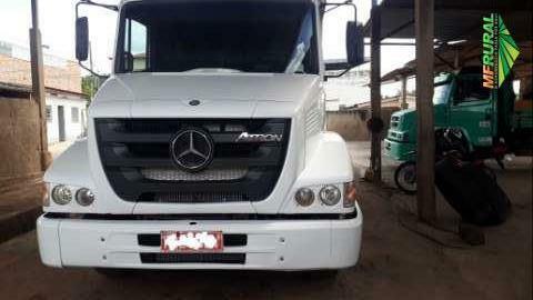 Caminhão Mercedes Benz (MB) Atron 2324 ano 13