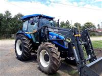 Trator New Holland TL 85 E 4x4 ano 14