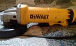 Lixadeira\esmeriladeira  DeWalter