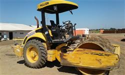 ROLO COMPACTADOR VAP 55 L COM KIT PATA NEW HOLLAND