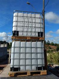 Caixa Cisterna Bombona container Ibc tonel tambor tanque fossa 1000 lts