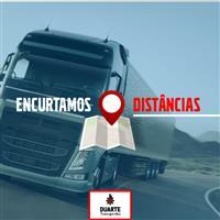 Duarte Transportes especializados em transportes de hortifrutigranjeiros (Atuamos no Brasil todo)