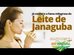 """leite de """"janaguba janaúba"""""""