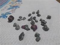 Vendo esmeraldas brutas urgente