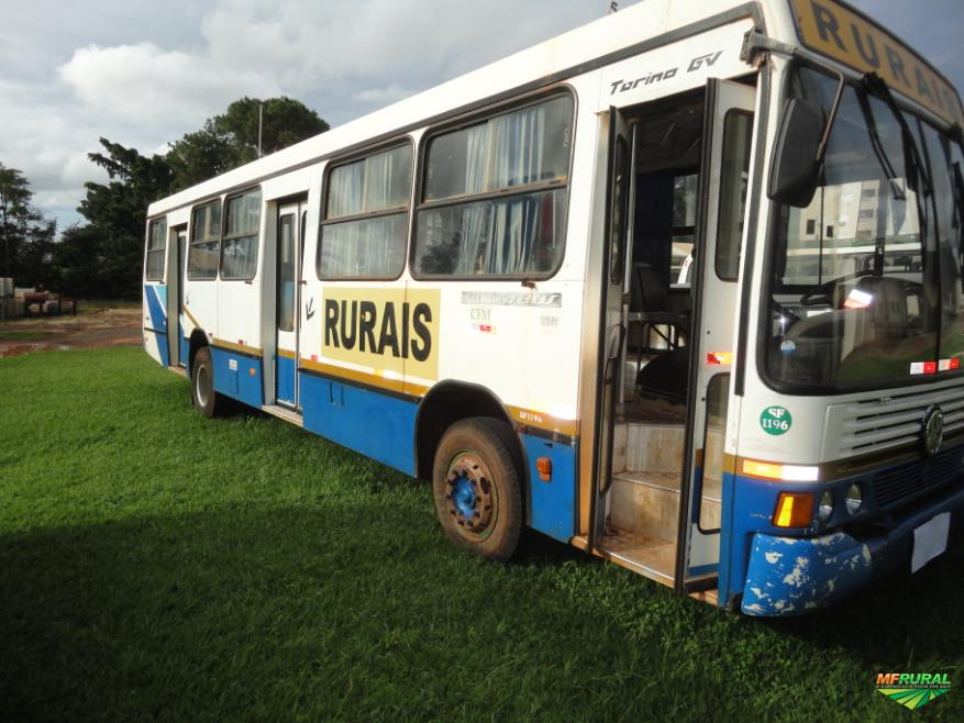 Onibus Rural VW 16180 Carroceria Marcopolo de 45 lugares