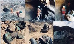 Vendo mina de cobre