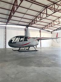 Helicóptero Robinson Raven II ano 2013 HT 540