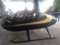 Helicóptero robinson R44 Raven II Ano 2009