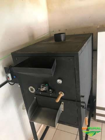 Kit Torrador 100kg, Torrador, Resfriador e Despeliculadora