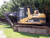 CAT 320C COM GARRA FLORESTAL