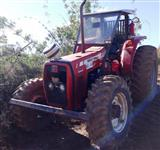 Trator Massey Ferguson 292 Advanced 4x4 ano 07
