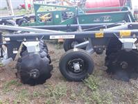 Grade aradora intermediaria  Marca BALDAN modelo CRI 14 x 28 x 270 mm