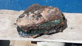 Vendo 5% de mineradora de cobre em Rondônia.