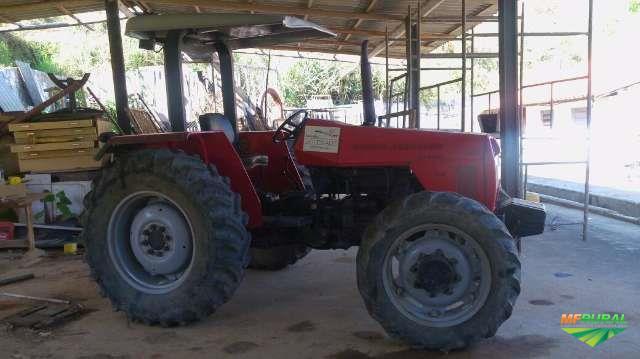 Trator Massey Ferguson 255 Advanced 4x4 ano 11