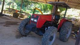 Trator Massey Ferguson 255 Advanced 4x4 ano 11