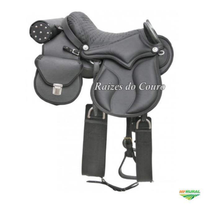 Sela com Cabeça Strike Soft Completa RC0215 - Inox