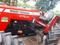 Trator Massey Ferguson 275 Collector 4x4 ano 08
