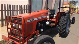Trator Massey Ferguson 265 Advanced 4x2 ano 02