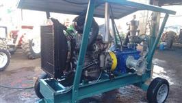 01 Conjunto Diesel MWM 4.10 T Ano 2014 Com Bomba Ksb WKL 100/4 Zerado