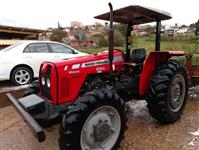 Trator Massey Ferguson 250 XE Advanced 4x4 ano 14