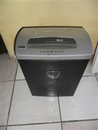 Fragmentadora De Papel Modelo Sc 1200 Cc - Security