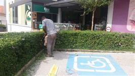 Terceirização : Recepção, portaria, jardinagem, manutenção laudos.
