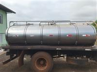 Tanque rodoviário 8000 litros