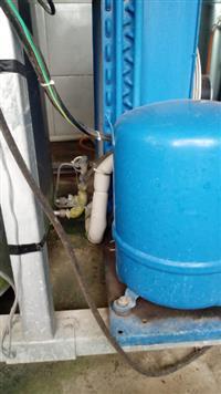 Resfriador para leite - 2500 litros