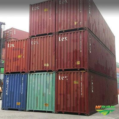 Cantainer de exportação