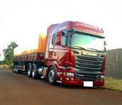 Caminhão Scania R620 A 6X2 ano 18