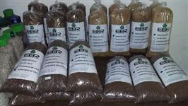 Produtos para jardinagem à base de coco reciclado