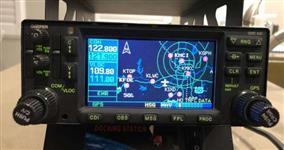 Garmin GNS 430 Waas Nav/coM GPS