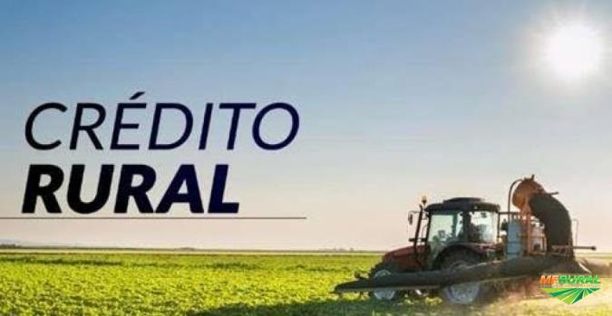 Crédito Rural com Capital de giro facilitado