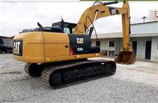 Escavadeira 320D Caterpillar