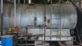 Caldeira á lenha de 3.300 Kgv/hora