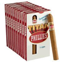 Charuto Phillies Titan