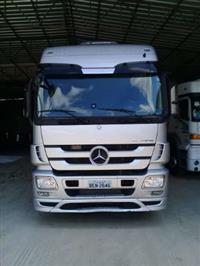 Caminhão Mercedes Benz (MB) 2646 ano 12